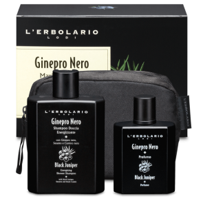 L'Erbolario Maxi Beauty-Set Ginepro Nero