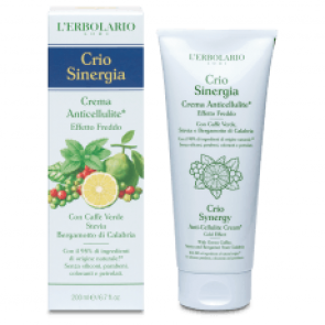 L'Erbolario Crema Anticellulite* effetto freddo Crio Sinergia 200 ml