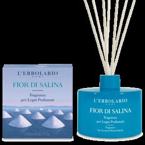L'Erbolario Fragranza per Legni Profumati Fior di Salina 200 ml