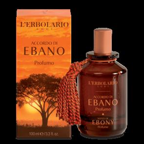 L'Erbolario Profumo Accordo di Ebano 100 ml