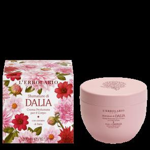 L'Erbolario Crema Profumata per il Corpo Sfumature di Dalia 300 ml
