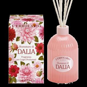 L'Erbolario Fragranza per Legni Profumati Sfumature di Dalia 250 ml