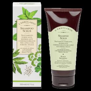 L'Erbolario Shampoo Scrub 200 ml