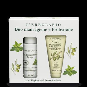 L'Erbolario Duo Mani Igiene e Protezione