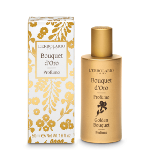 L'Erbolario Profumo Bouquet d'Oro 50 ml