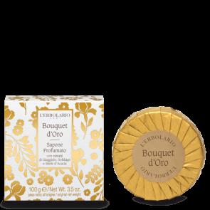 L'Erbolario Sapone Profumato Bouquet d'Oro 100 gr