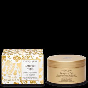 L'Erbolario Crema Profumata per il Corpo Bouquet d'Oro 250 ml
