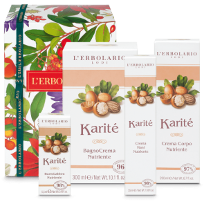 L'Erbolario Confezione regalo Nutrimento Corpo Karité