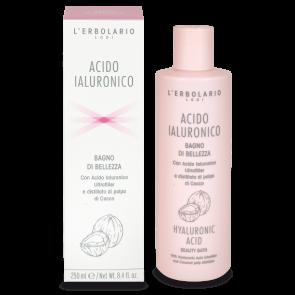 L'Erbolario Bagno di Bellezza Acido Ialuronico 250 ml