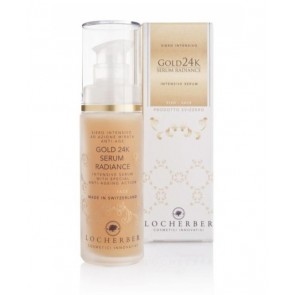 Locherber GOLD 24K SIERO 50 ml