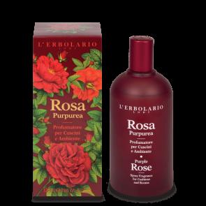 L'Erbolario Profumatore per Cuscini e Ambiente Rosa Purpurea 125 ml
