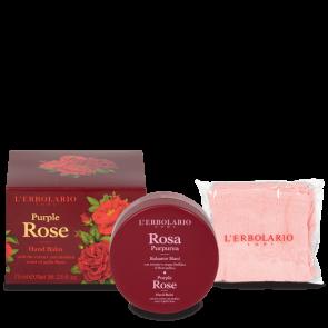 L'Erbolario Balsamo Mani Rosa Purpurea 75 ml