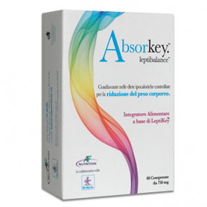 Biokey Odelfe  Absor Key   60 compresse