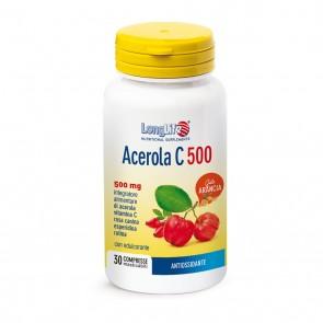 LongLife Phoenix Acerola C 500 - Arancia 500mg 30 compresse