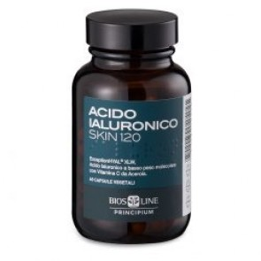 Bios Line Acido Ialuronico Skin 120 60 capsule vegetali