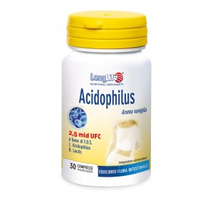 LongLife Acidophilus 30 compresse