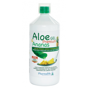 Pharmalife Research - Aloe Gel Premium & Ananas -1 L