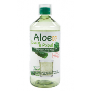 Pharmalife Research - Aloe 100% Succo e Polpa - 1 L