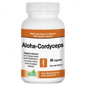 AVD Reform Aloha Cordyceps 30 capsule