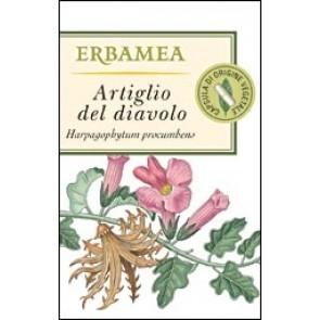 Erbamea ARTIGLIO DEL DIAVOLO 50 capsule vegetali