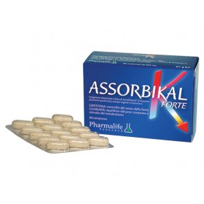 Pharmalife Research - Assorbikal Forte - 60 compresse