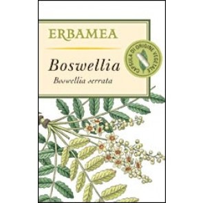 Erbamea BOSWELLIA 50 capsule vegetali