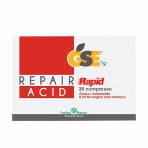 Prodeco Pharma GSE Repair Rapid Acid  36 compresse