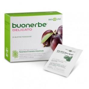 Bios Line Buonerbe Delicato 20 bustine monodose