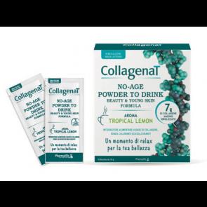 Pharmalife Research - Collagenat No-Age Drink Tropical Lemon - 10x10 ml