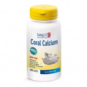 LongLife Coral Calcium500mg  100 capsule