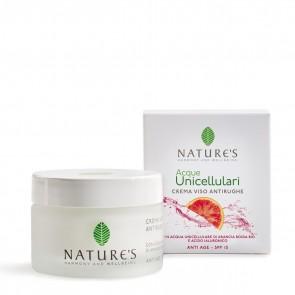 Bios Line Nature's Crema Viso Antirughe SPF 15  50 ml