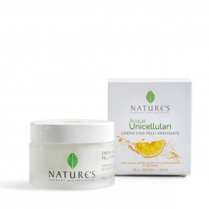 Bios Line Nature's Crema Viso Pelli Arrossate SPF 20  50 ml