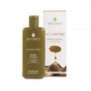 Bios Line Natura's OLIODIDATTERO Shampoo Lisciante con Olio di Dattero bio e Olio di Amaranto  200 ml