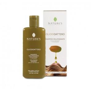 Bios Line Nature's OLIODIDATTERO Shampoo Volumizzante per capelli sottili e senza volume 200 ml