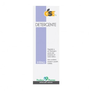 Prodeco Pharma GSE Intimo Detergente 200 ml