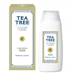 Erboristeria Magentina Detergente Intimo Tea Tree 200 ml