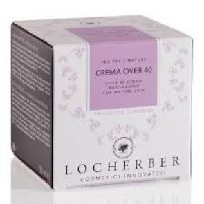 Locherber CREMA OVER 40   50 ml