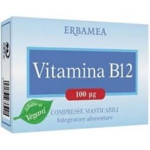 Erbamea VITAMINA B12 90 compresse masticabili