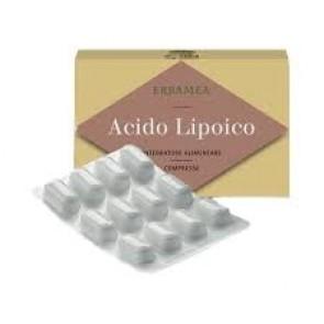 Erbamea ACIDO LIPOICO 24 Compresse