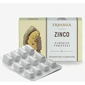 Erbamea ZINCO 24  Capsule Vegetali