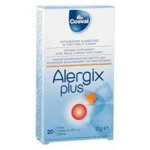 Cosval ALERGIX PLUS  20 compresse da 650 mg