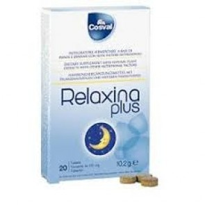 Cosval RELAXINA PLUS 20 tavolette