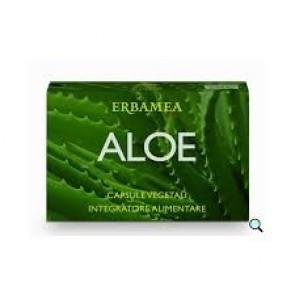 Erbamea Aloe 24 capsule vegetali