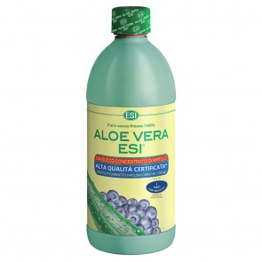 Esi Aloe Vera Succo con Mirtillo 1000 ml