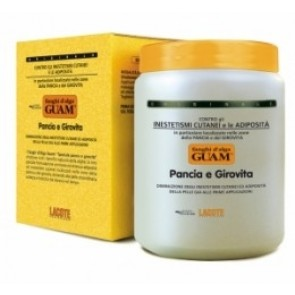 Guam FANGHI D'ALGA PANCIA E GIROVITA 500 g