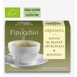 Erbamea FINOCCHIO 20 bustine filtro da agricoltura Biologica