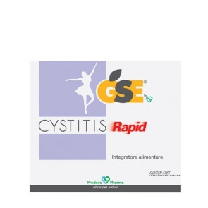 Prodeco Pharma GSE Cystitis Rapid