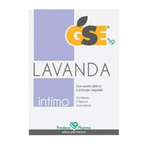 Prodeco Pharma GSE Intimo Lavanda 4 flaconi da 100 ml