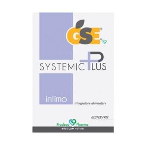 Prodeco Pharma GSE Intimo Systemic Plus 30 compresse