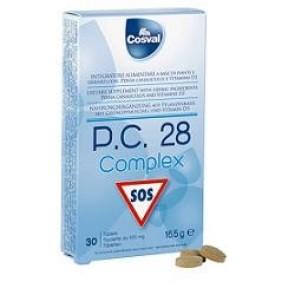 Cosval P.C. 28 COMPLEX  30 compresse da 550 mg